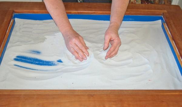 Choosing a Sand Tray