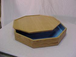 octagon sandtray